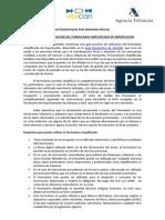 Manual Formulario