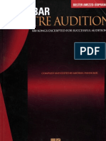 16-Bar Theatre Audition - Mezzo-Belter (1)