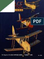 Vintage Airplane - May 2004