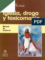 Manual Pastoral Droga y Toxicomania
