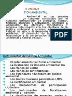 1.- Sistema de Gestion Ambiental