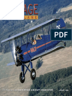 Vintage Airplane - Jan 2004