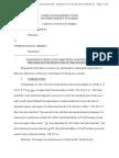 DE260 AG Interpretation Of CVRA given in order to restrict disclosure