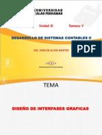 Ayuda 5 - Interfaz Gráfica