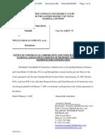 Datatreasury Corporation v. Wells Fargo & Company et al - Document No. 492