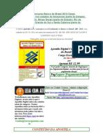 Apostila Digital Concurso BB - Banco do Brasil 2010 - Escriturário Gratis Baixar download 2009 2010