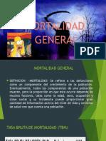 Mortalidad General