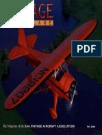 Vintage Airplane - May 2005