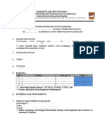 Format LPJ Benar Dpa Rka 2015 Per 26012015