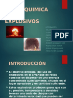 Termodinamica y Termoquimica de Los Explosivos