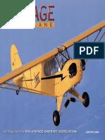 Vintage Airplane - Jan 2005