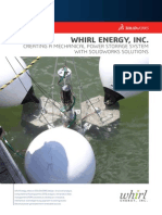 Whirl Energy Case Study - Solidworks
