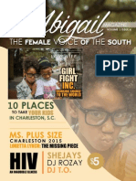 Abigail Volume 1 Issue 4... The Female Voice of the South