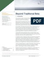 Beyond Traditional Beta 032015