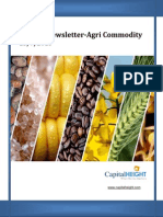 Weekly Live Agri-commodity Market Report by CapitalHeight