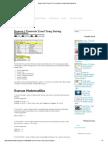Rumus Formula Excel Yang Sering Digunakan