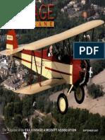 Vintage Airplane - Sep 2007