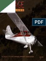 Vintage Airplane - Jun 2007