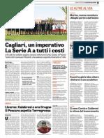 La Gazzetta dello Sport 13-07-2015 - Calcio Lega Pro
