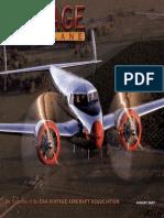 Vintage Airplane - Aug 2007