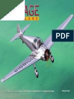 Vintage Airplane - Aug 2010