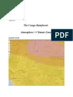 congo climate zones maps