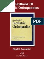 a Textbook of Paediatric Orthopaedics