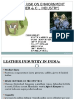 industrial risk on environment