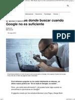 6 Alternativas Donde Buscar Cuando Google No Es Suficiente - BBC Mundo