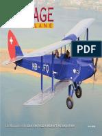 Vintage Airplane - May 2012