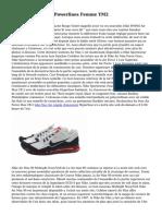 Acheter Nike Free Powerlines Femme YM2