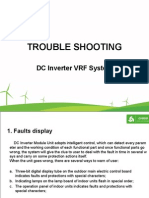 Trouble Shooting for Vrf
