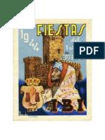1944 - Libro Oficial de Fiestas de Moros y Cristianos de Ibi