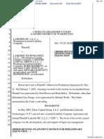 Lakeside ISC LLC v. Lakeside Technologies LLC et al - Document No. 29