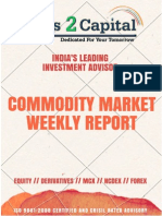 Commodity Research Report Ways2Capital 13 July 2015