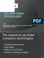 Andor Plymer Presentation