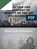 Air Pollution Report EIA
