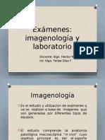 Imagenologia Traumatica y Laboratorio