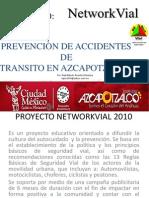 NETWORKVIAL EN AZCAPOTZALCO