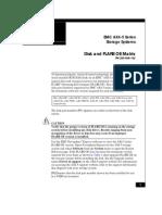 Disk and Flare Oe Matrix - Emc
