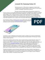 Design Tuo Caso personale Per Samsung Galaxy S4