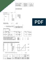 Calculation of Earth Press Coeff(Seismic)