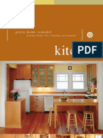 Green Home Remodeling - Kitchen