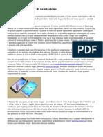Samsung Galaxy S2 di valutazione