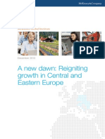 A New Dawn - Reigniting Growth in Central Eastern Europe[1]