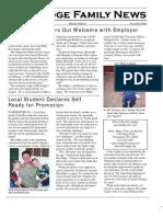 Bev Fam News 2005