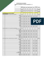 formatos Piso Metrados (Actualizado)