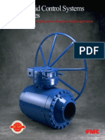 FMC Fluid Control Systems Ball Valves