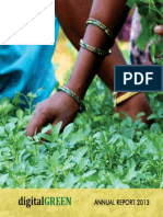 Digital Green Annual Report 2013