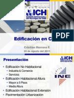 Edificación en Chile
